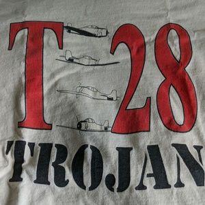 Vintage T, T 28 Trojan